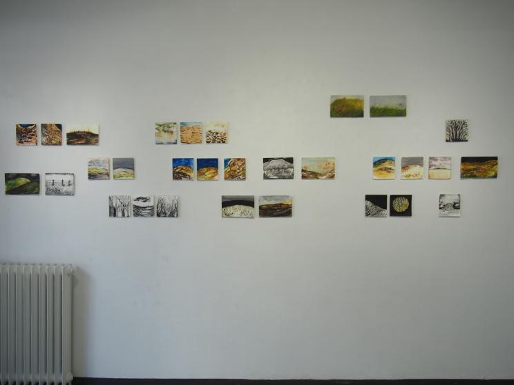 Hiker's Guide (Pentland hills) @ Gallery Uusi Kipinä